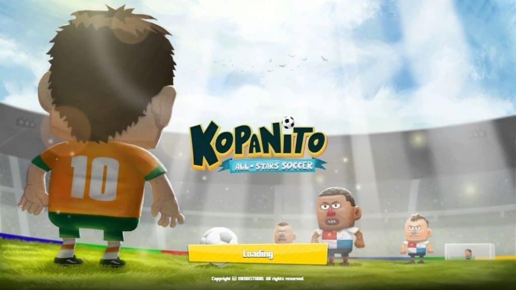 Kopanito en iyi futbol oyunları