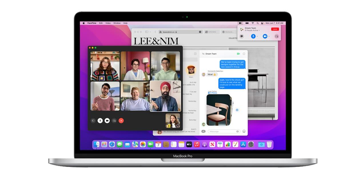 macOS Monterey Tanıtıldı Beklenen İşletim Sistemi Geldi