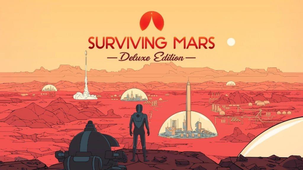 surviving mars - en iyi şehir kurma oyunları