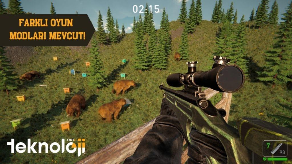 The Mountain Hunting-oyunici-teknolojiorg