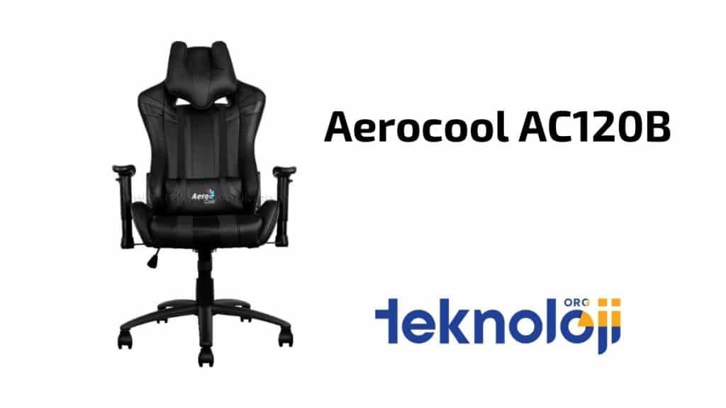 Aerocool AC120B - En İyi Oyuncu Koltukları