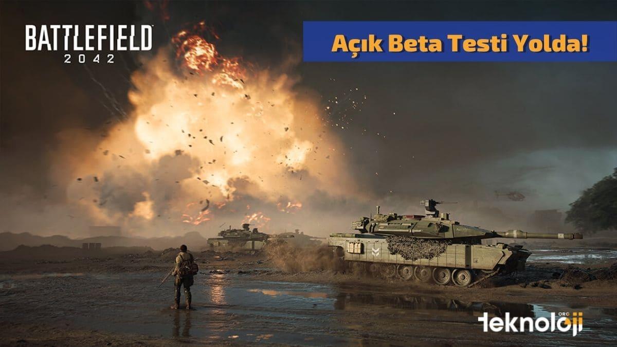 Battlefield 2042 Açık Beta Testi