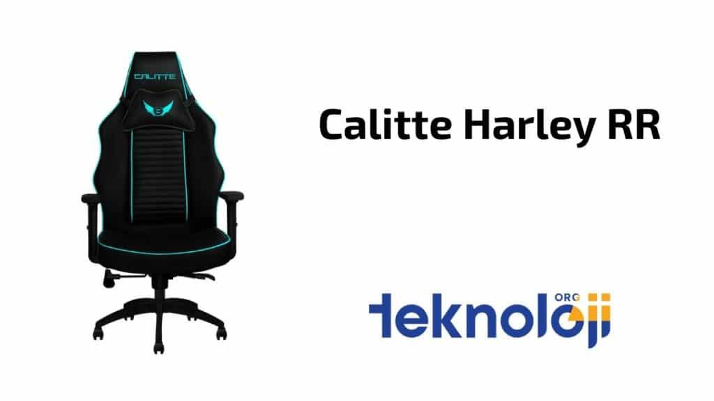 Calitte Harley RR - teknolojiorg