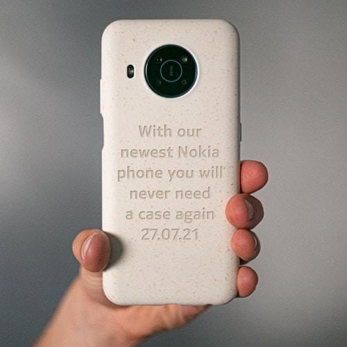Dayanıklı Nokia Modeli Geliyor