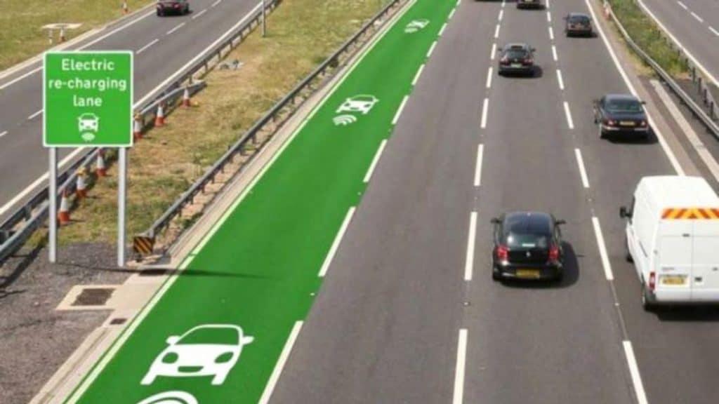 Elektrikli Araçlar sürüş Şarj