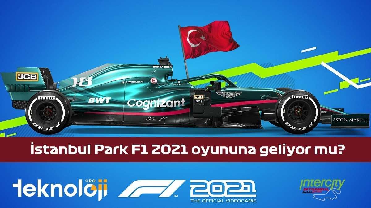 F1 2021 İstanbul Park