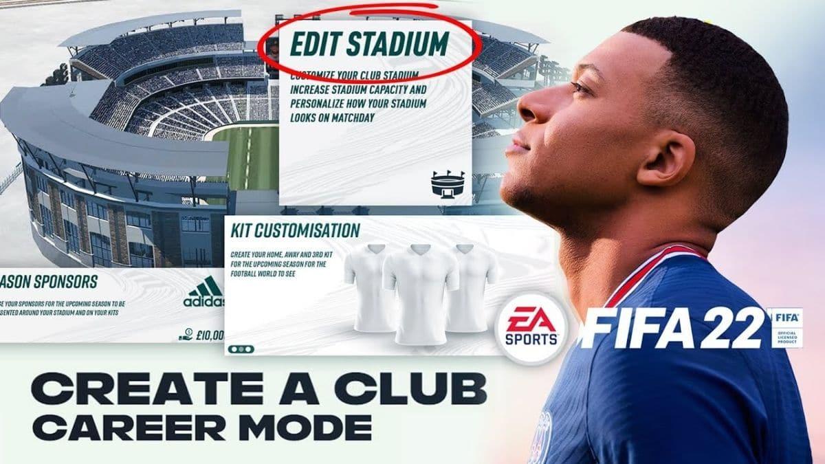 FIFA 22 Kariyer Modu - teknolojiorg