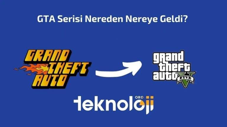 GTA Serisi