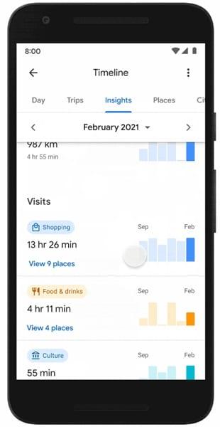 Google Haritalara Yeni Özellikler Geldi