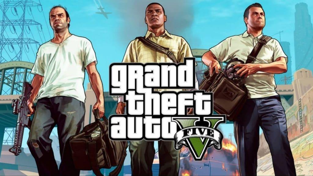 Grand Theft Auto V - teknolojiorg
