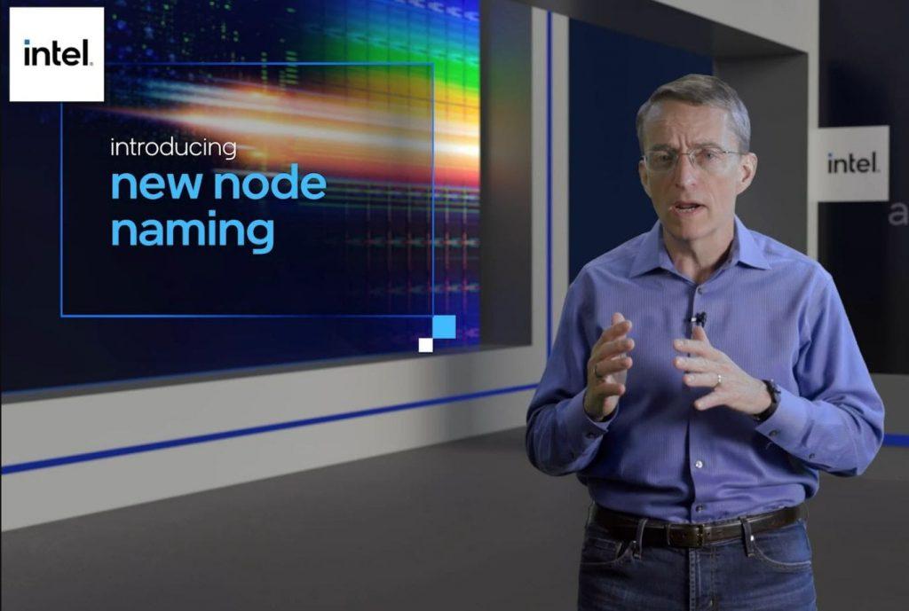 Intel CEO yol haritası