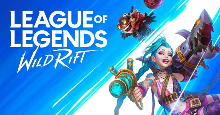 League of legend wild rift
