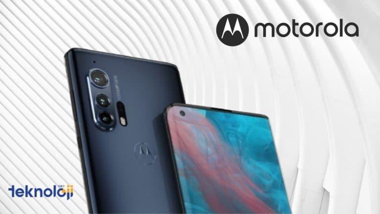 Motorola Edge 20 Lansman Tarihi