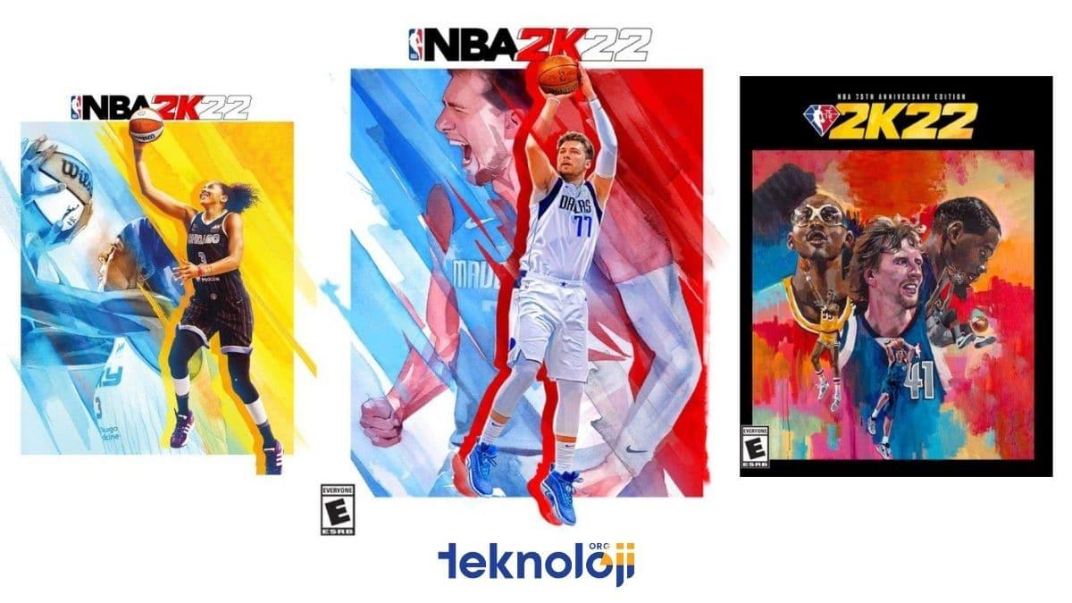 NBA 2K22 çıkış tarihi - teknolojiorg