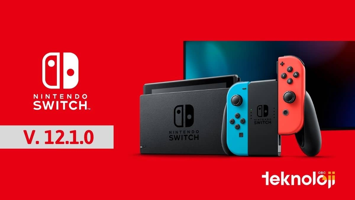 Nintendo Switch Yeni Güncellemesi