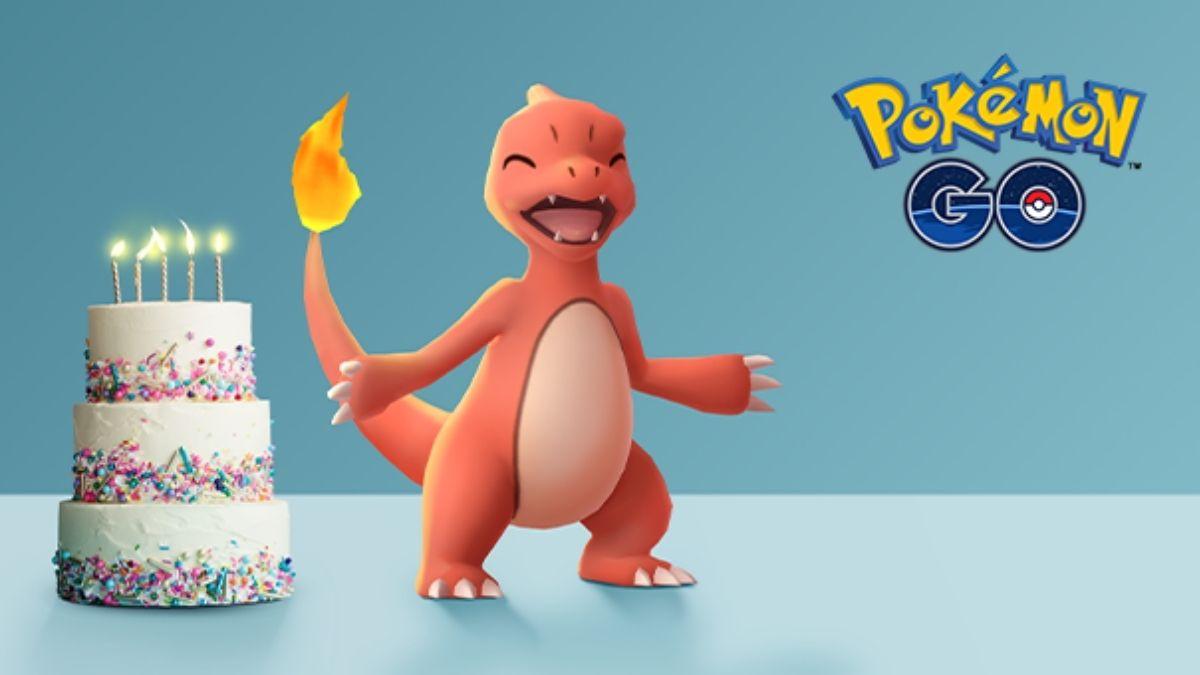 Pokemon GO 5. yıl Kutlaması