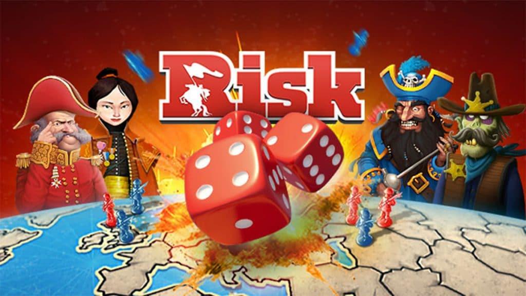 RISK-Global-Domination çöp bilgisayarlar için oyunlar