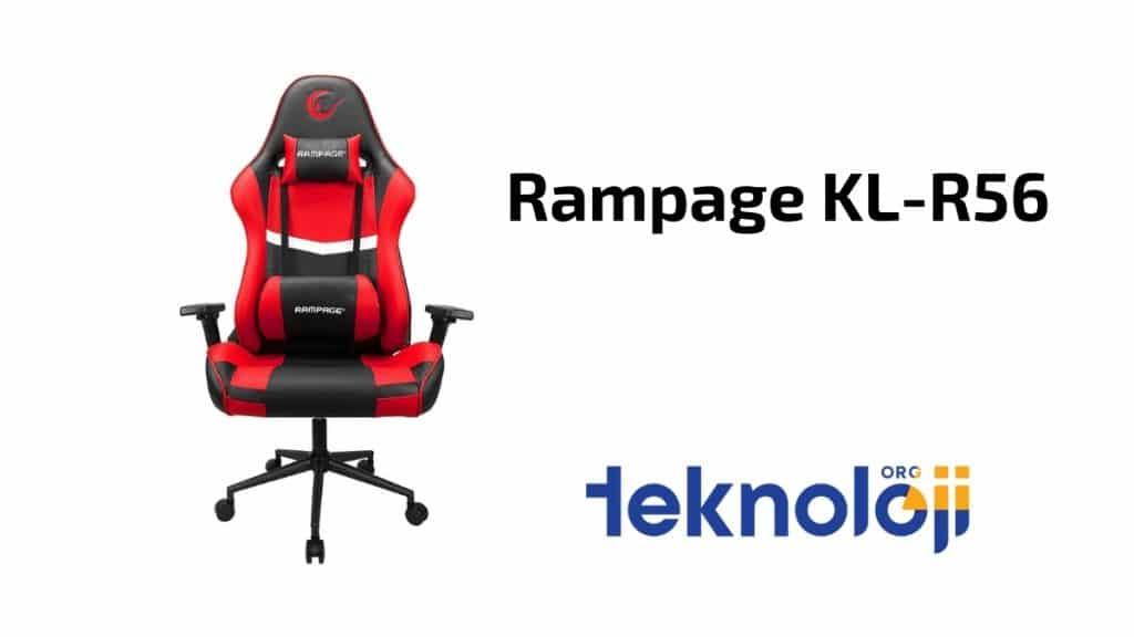 Rampage KL-R56- En İyi Oyuncu Koltukları