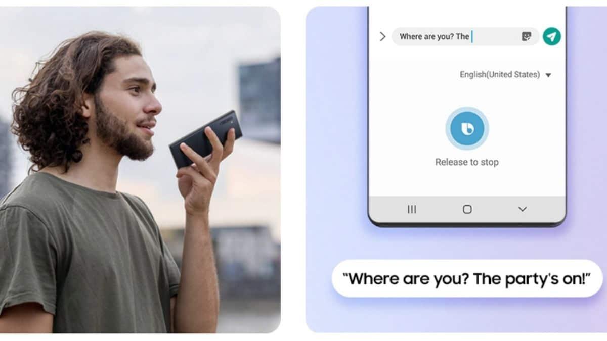 Samsung Bixby Yeni Güncelleme