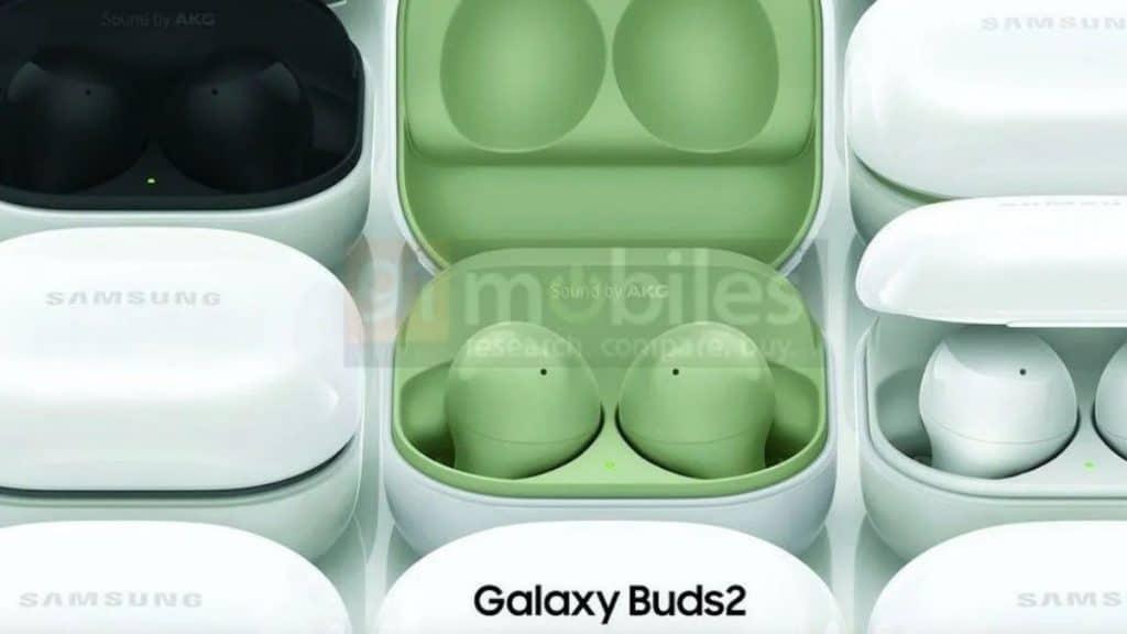 Samsung Galaxy Buds 2 UNPACKED etkinliğinin bir diğer dikkat çeken cihazı.