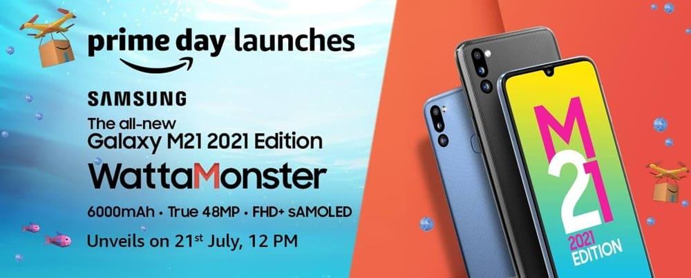Samsung Galaxy M21 2021 Sürümü Özellikleri