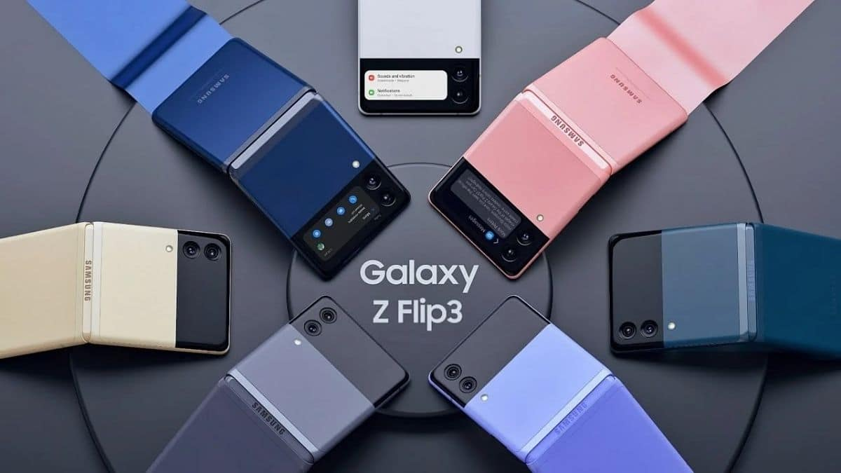 Samsung Galaxy Z Flip3 Özellikleri