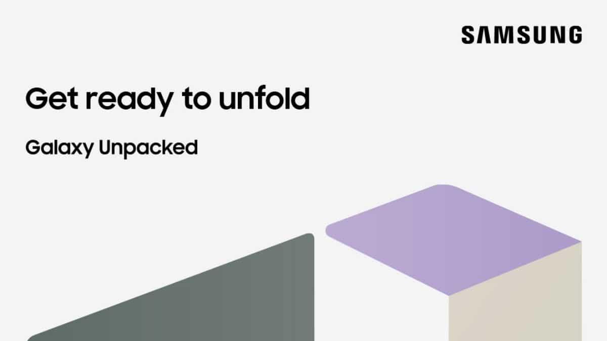 Samsung Unpackedın Resmi Tarihi Açıklandı