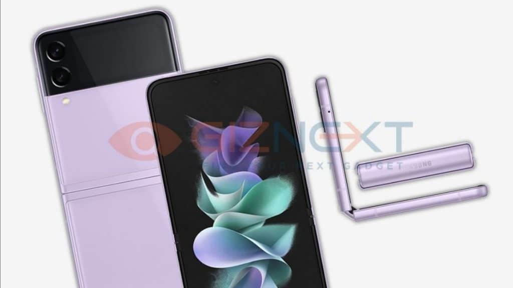 Galaxy Z Flip 3 katlanır cihazlar arasında UNPACKED etkinliğinde dikkat çekiyor.