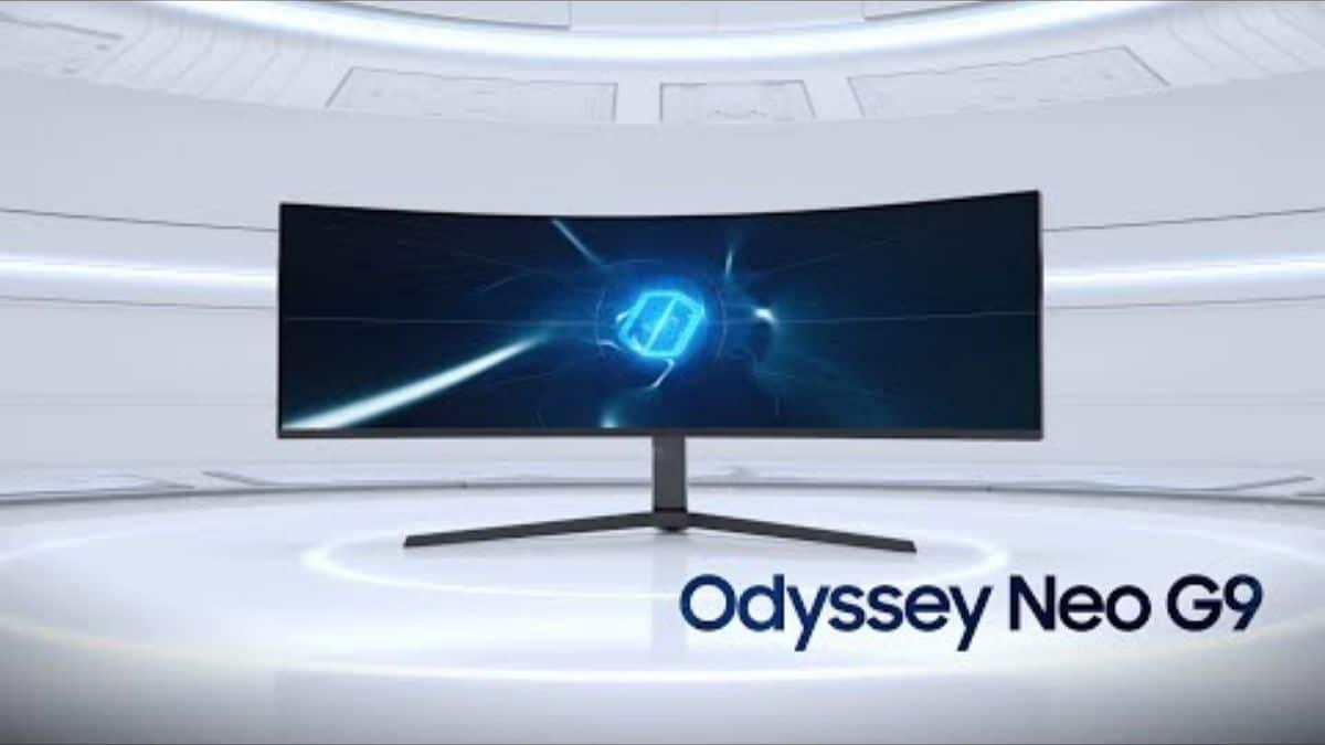 Samsung, mini LED Ekranlı oyuncu monitörü