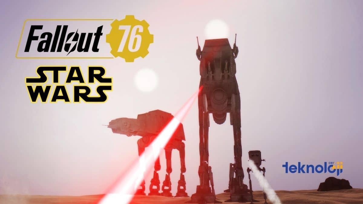 Star wars fallout mod