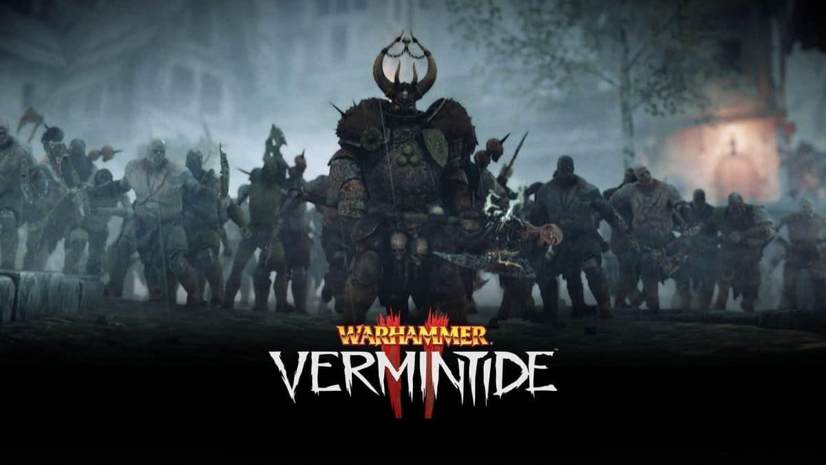 Warhammer vermintide 2 PS5