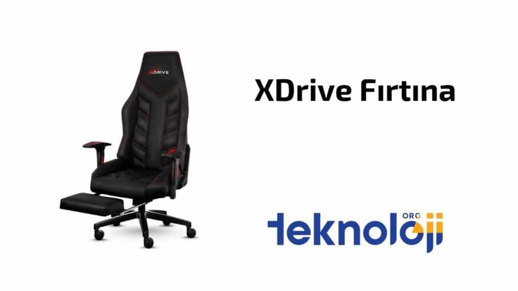 XDrive fırtına- En İyi Oyuncu Koltukları