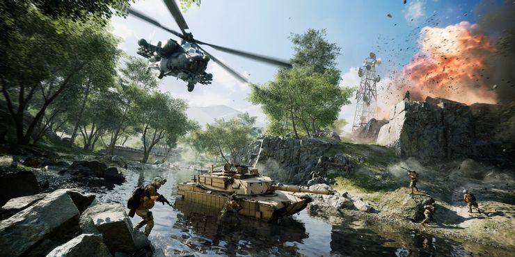 battlefield 2042 açık beta