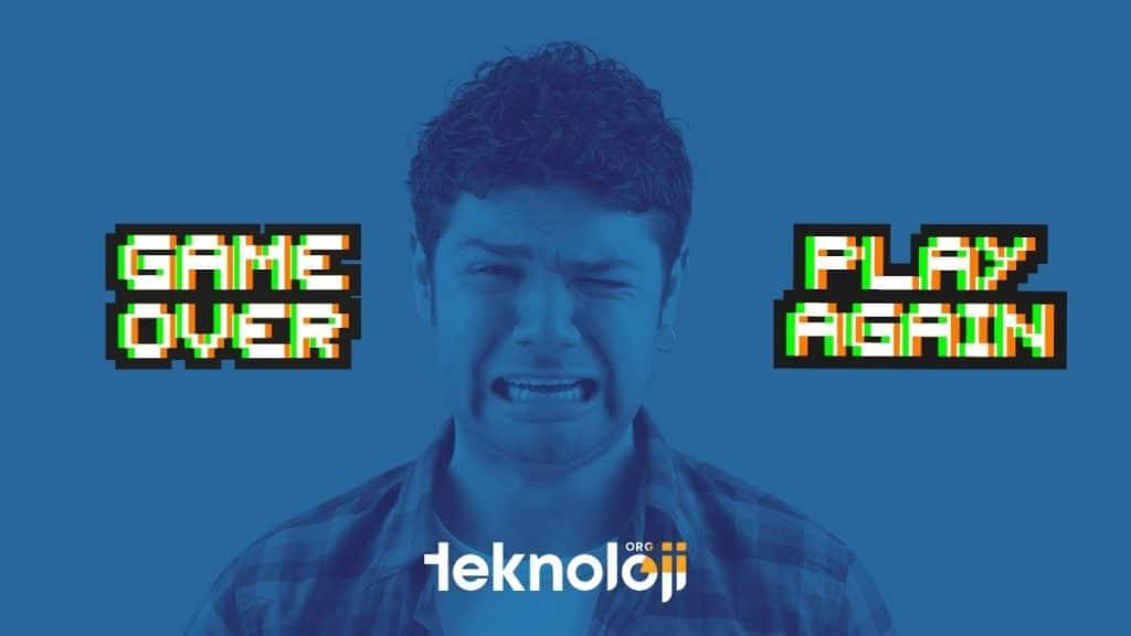 game over- teknolojiorg