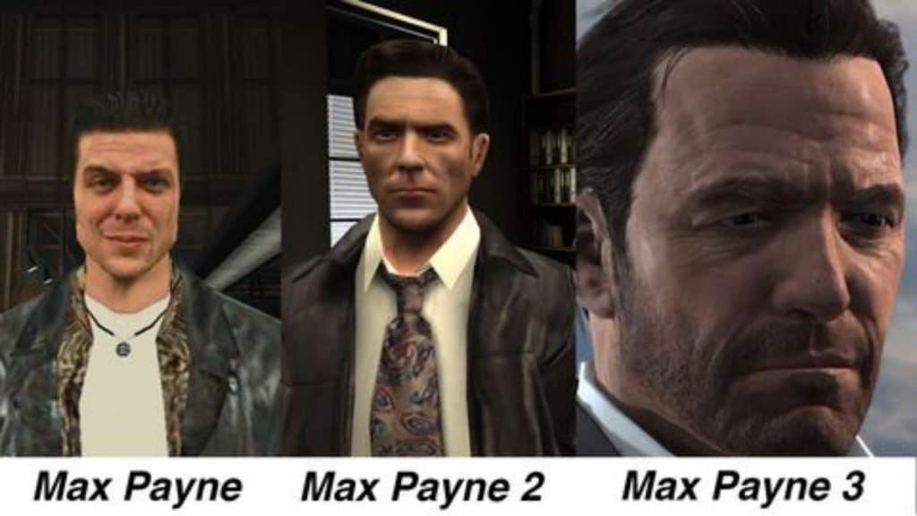 max payne karakterleri