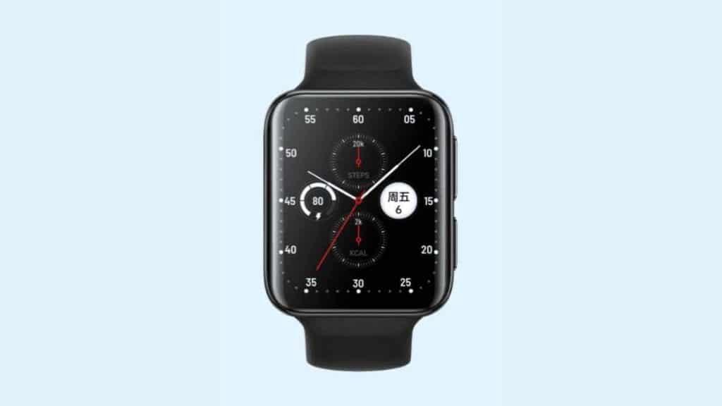 oppo watch 2 siyah