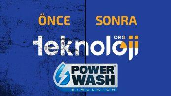 PowerWash Simulator –  Temizlik Var Hazır Mısınız?