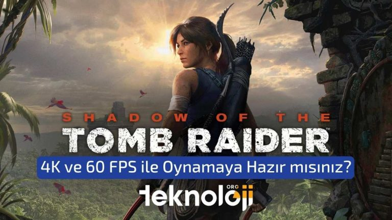 shadow of the tomb raider 4k