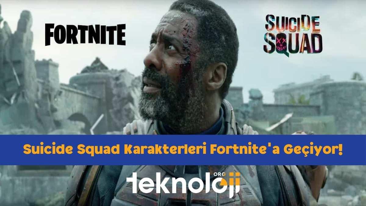 suicide squad fortnite