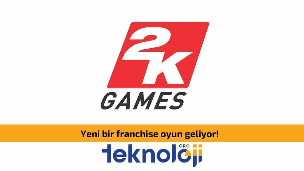 2k games franchise