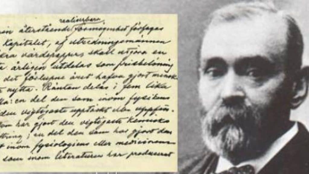 Alfred-Nobel-Kimdir