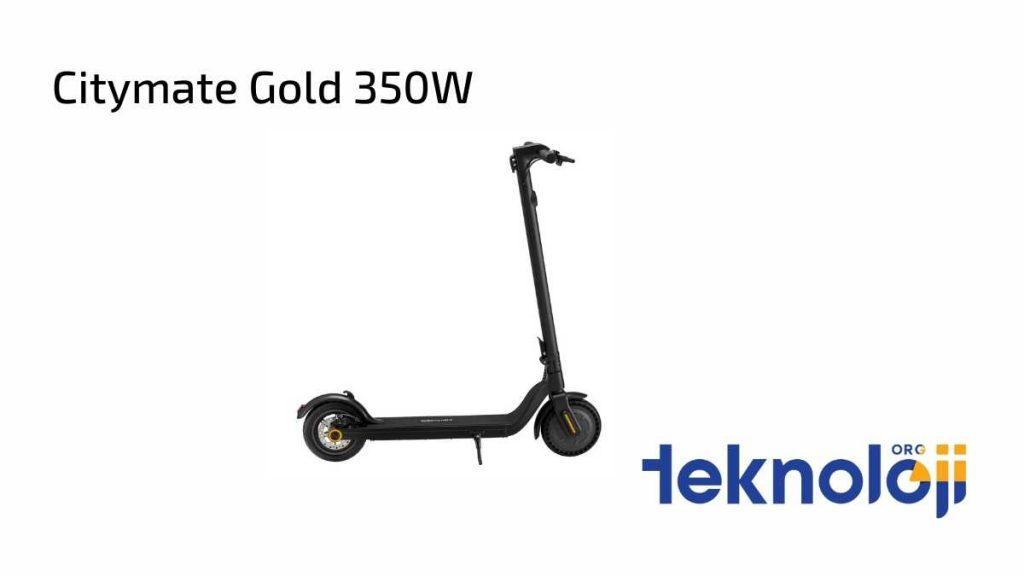 Citymate Gold 350W
