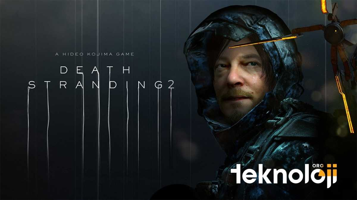 Death Stranding 2 Norman Reedus