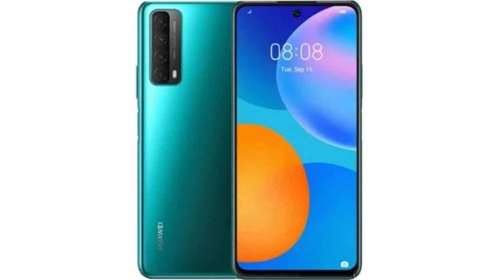 Huawei-P-Smart-2021 Şarjı Uzun Giden Telefonlar
