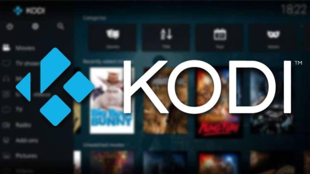 Kodi Media Player en iyi video oynatıcı