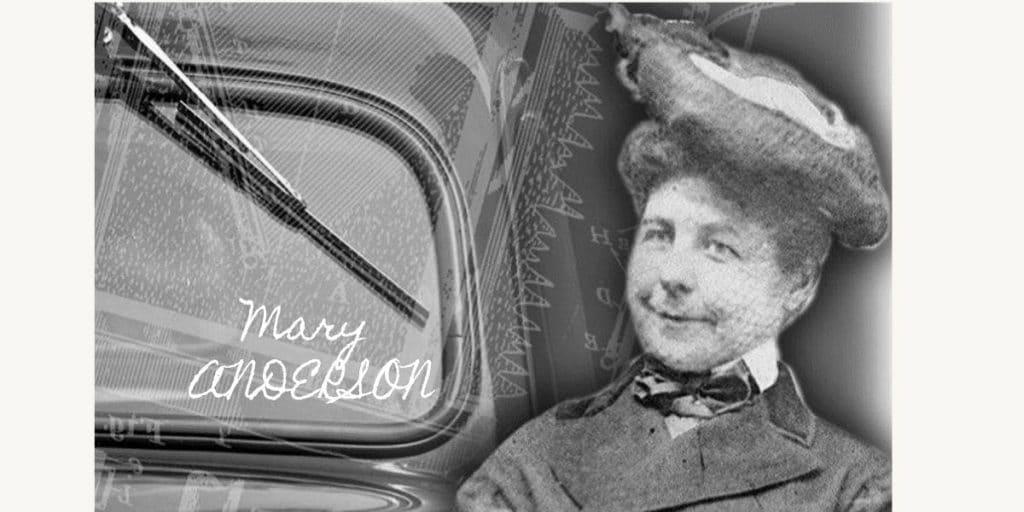 Mary Anderson kadın mucitler