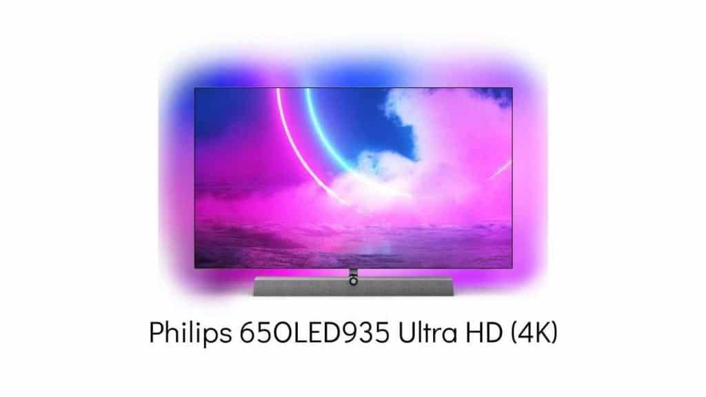 Philips 65OLED935 en iyi televizyon