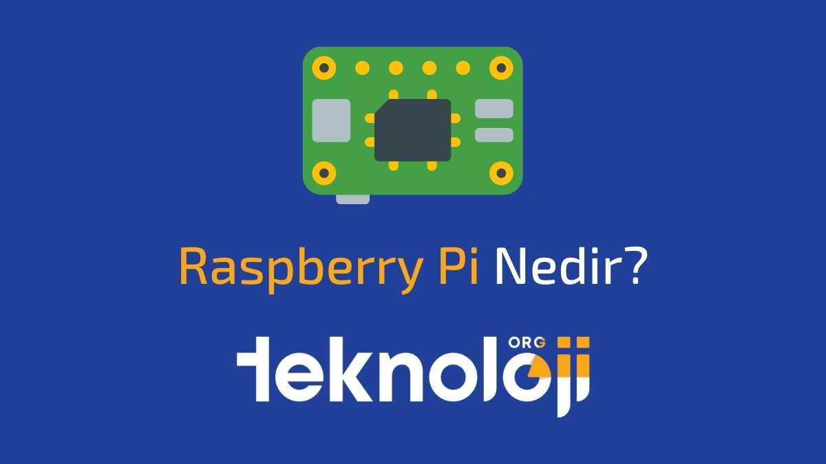 Raspberry Pi Nedir