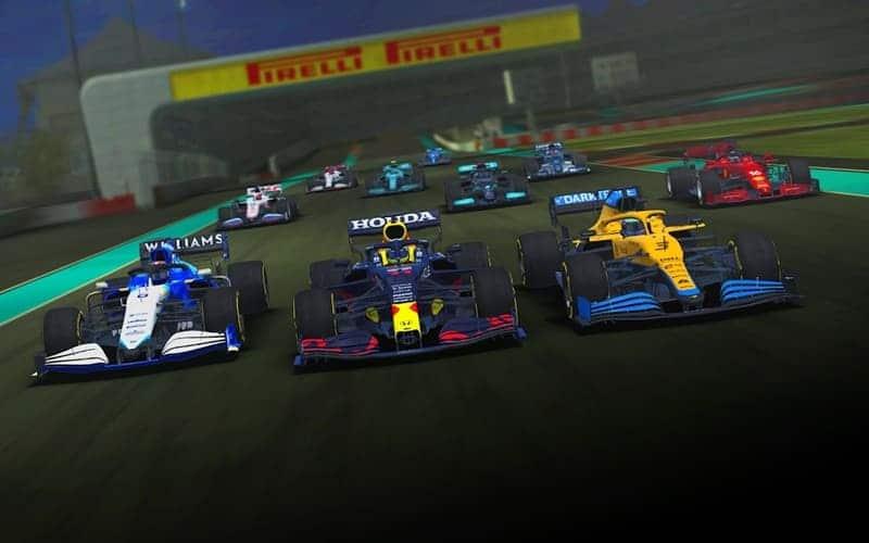 Real Racing 3 En iyi araba oyunları