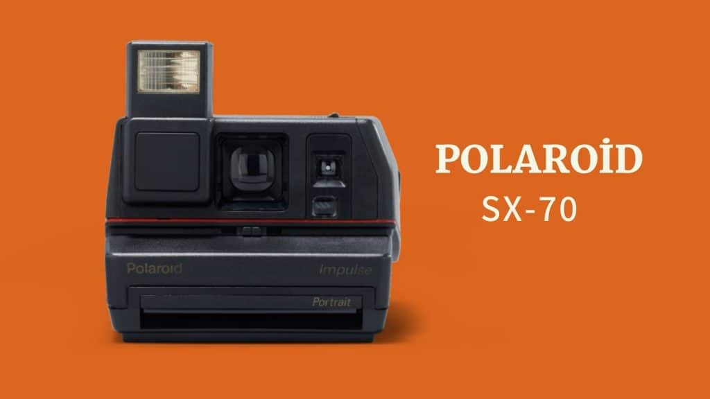 SX-70 Polaroid